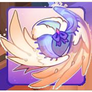 🎀 Angelic Wing Cloak